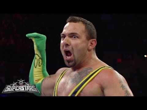 Santino Marella vs. JTG: WWE Superstars, Sept. 20, 2013