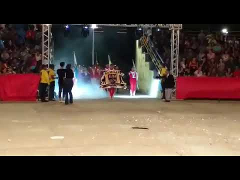 Entrada Bamgap 2019 (Musical de garrafão do Norte)