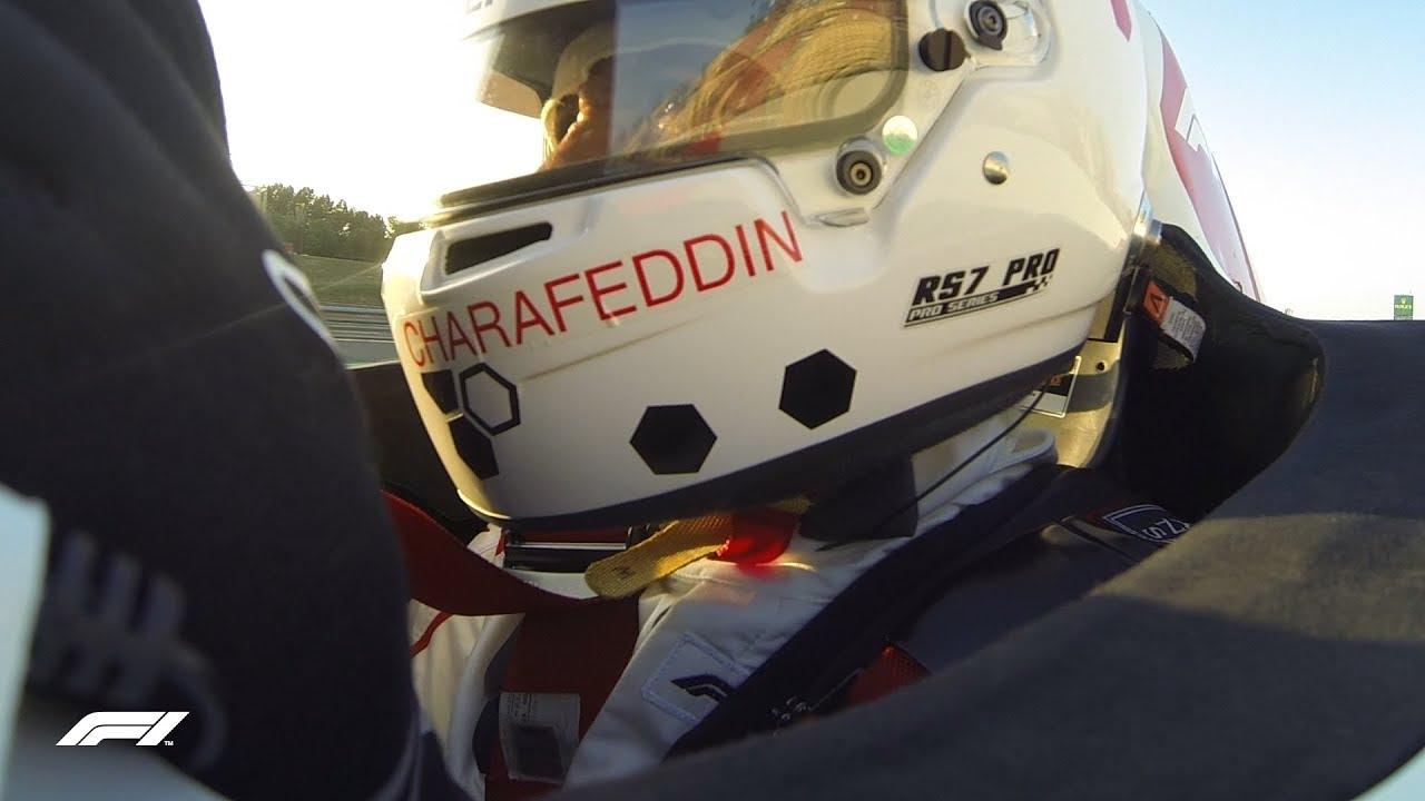F1 Super-fan's Dream Comes True In Spain