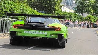 £2.4 Million, V12 Aston Martin Vulcan Driving on Public Roads!