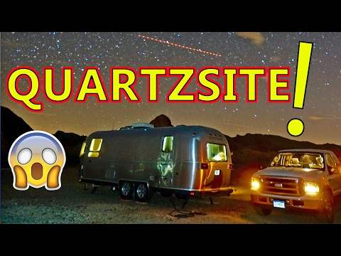 🌵 FREE RV CAMPING in QUARTZSITE, ARIZONA 🌵(PLUS, the HUGE Quartzsite RV Show!)