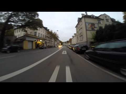 Busspur Uellendahler Straße
