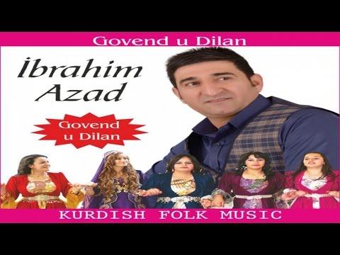 DESTANA ROJAVA - İbrahim Azad delilo halay govend