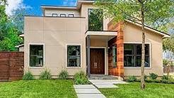 Amazing Modern Home in Oak Forest