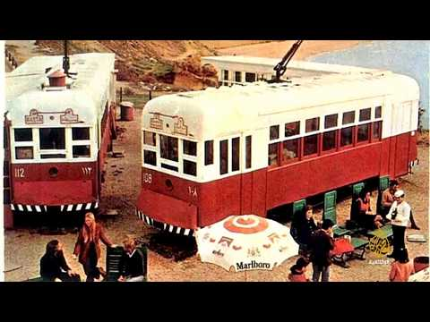Old tramway of Beirut - Dr. George Chebli - History of Beiru