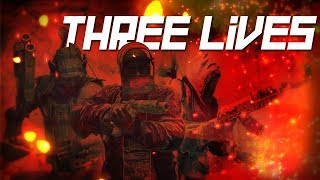 Rust | Three LIVES Three SERVERS! MY GREATEST SOLO MOMENT EVER (Solo Survival Challenge)