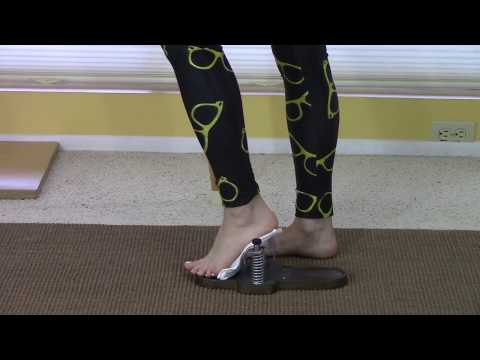 A Short Tutorial on the Pilates Foot Corrector The Basics