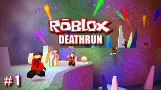 BAD WORDS ARE BAD (Roblox: Deathrun #1)