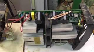 Ремонт сварочного аппарата Prof Helper DaVinci 165P. Транзисторы.