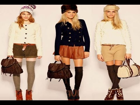 e7c7b53224e 20 Style Tips On How To Wear Knee Socks This Winter - Fashion Style ...