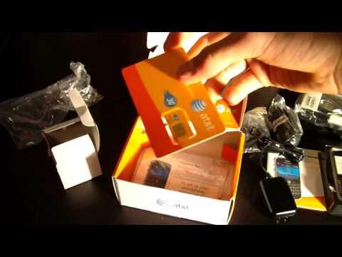 Blackberry Bold 9000 Unboxing [HD]