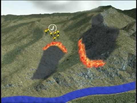 Crew Boss - Part 5 - Downhill Fireline Construction