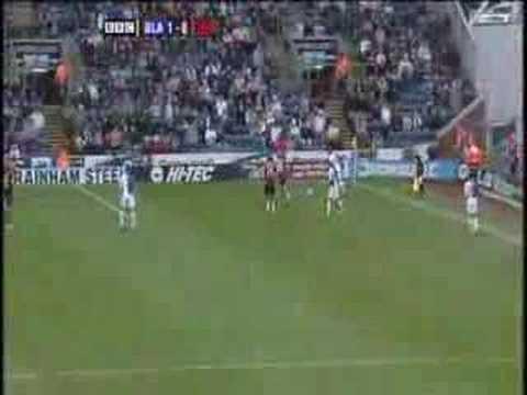 Morten gamst pedersen goal vs fullham
