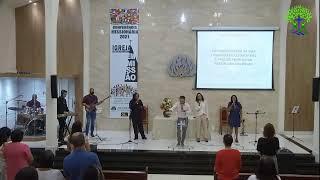 LIVE - IPMN  - CULTO SOLENE    -  TEMA : UM CHAMADO DIFÍCIL DE ATENDER.  SEMINARISTA:  CAIO CESAR