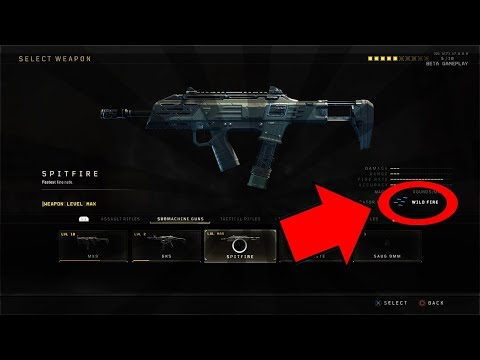 "SPITFIRE ""WILDFIRE"" OPERATOR MOD IS LIKE CHEATING in BLACK OPS 4  