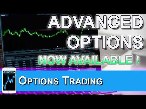 Advance Options Trading now Available! | Robinhood APP Free Options Trading!
