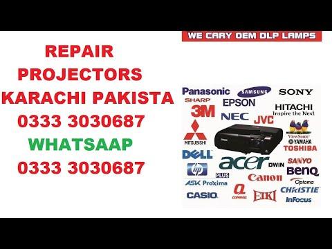 Repair projectors Karachi pakistan