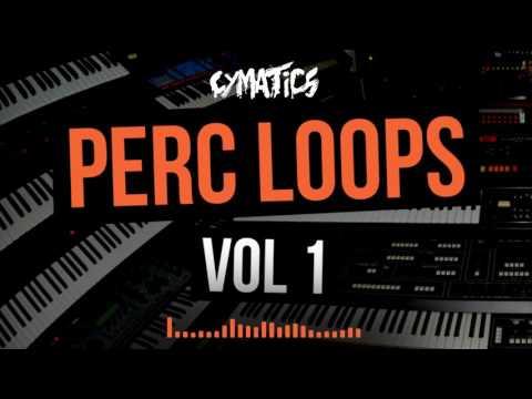Percussion Loops Vol 1 - 35 FREE PERC LOOPS!