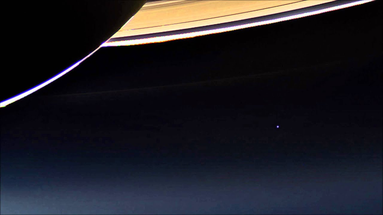 Cassini Releases Image Of Earth Waving At Saturn: Looking To The World From 900 Million Miles Distance