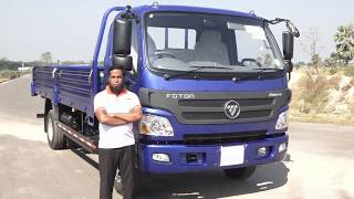 FOTON 3.5 TON Pickup Test Drive Customer experiences