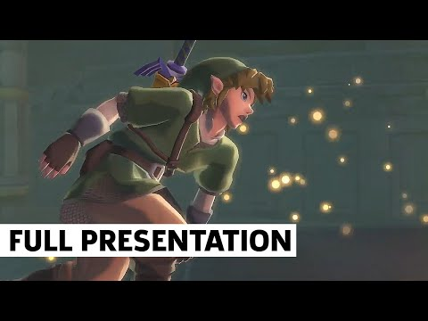 The Legend Of Zelda: Skyward Sword Full Presentation | Nintendo Direct