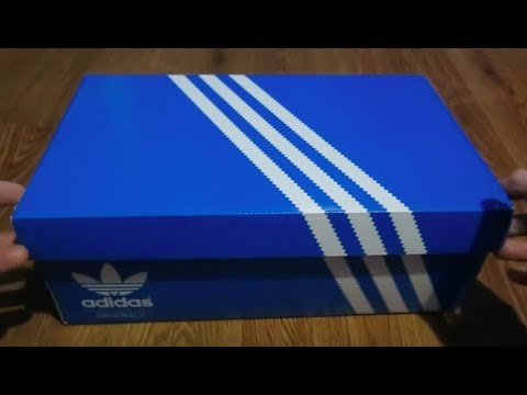 UNBOXING: Adidas Originals Superstar Foundation From Zalora