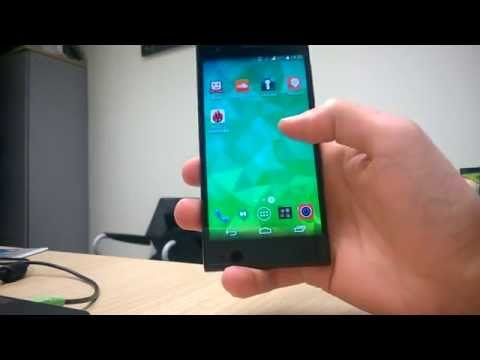 ZTE Blade Vec 4G Hands On + AnTuTu Score