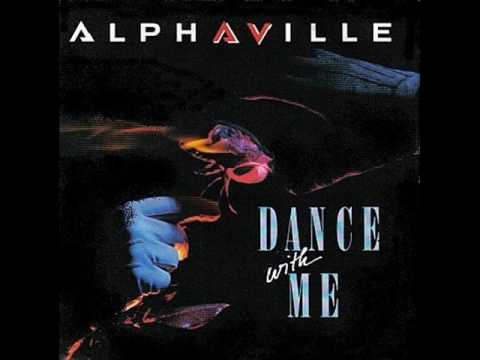 Alphaville  Dance With Me 1986