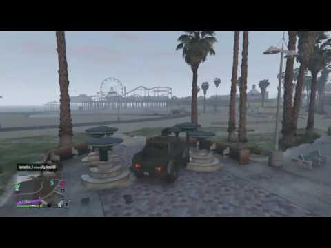 GTA V onlin Trailer Of Afghan Crew