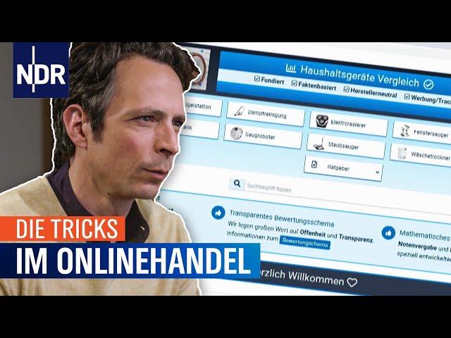 Die Tricks im Online-Handel: Boom mit Schattenseiten   Die Tricks   NDR
