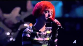 Paramore The Only Exception @ Celebrity Beach Bowl 2014