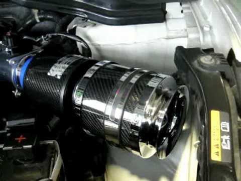 NISSAN MURANO / INFINITI FX CARBON CHAMBER AIR INTAKE ...