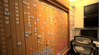 Go behind the scenes of the team of four who build the NFL schedule...