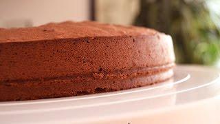 Bizcocho genoves de chocolate | Recetas fáciles de Los Postres de Mami thumbnail