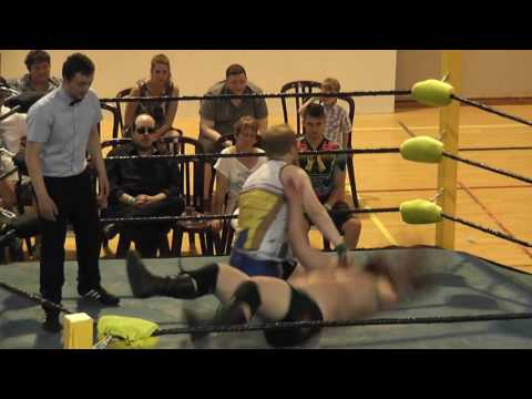 Pro wrestling   w.a.c    Les Real Heroes Vs The First Choice