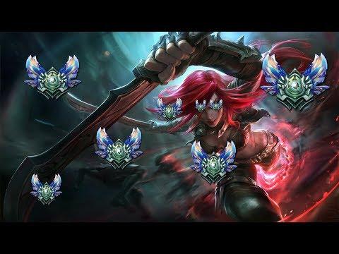 [ITA] COME ARRIVARE DIAMOND EASY - KATARINA MID - League Of Legends