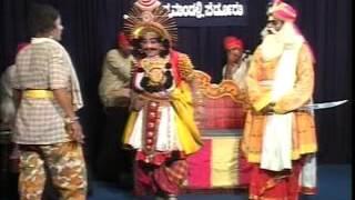Yakshagana Hasya Ramesh bhandari Theertalli,Suresh Shetty  04