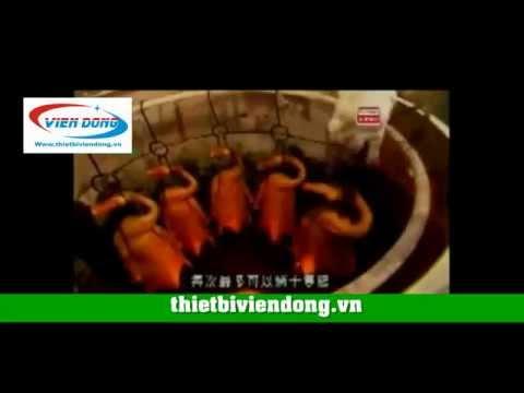 Lò nướng vit làm vịt quay Bắc Kinh