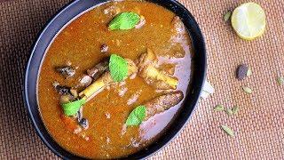 Mutton Paya recipe   Mutton Bone Soup Benefits   Village Travel Food