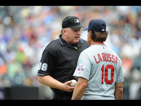 Off the Lip Radio Show - Bill Miller (Major League Baseball Umpire)