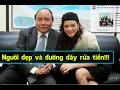 Chấn động Diễn viên Lý Nhã Kỳ dính líu đường dây rửa tiền cho Nguyễn Xuân Phúc, Trương Tấn Sang