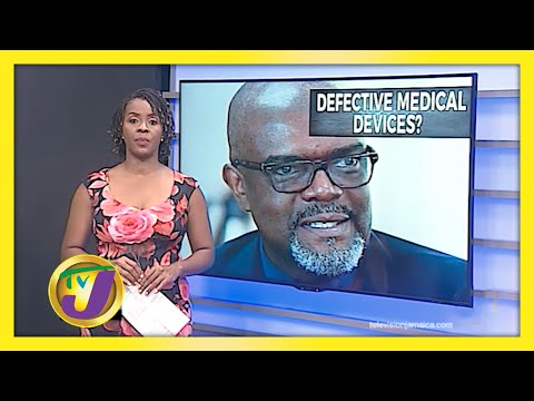 Faulty Medical Equipment in Jamaica's Private & Public Medical Facilities | TVJ News