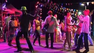 【Phetchaburi Dance】รำวงเพชรบุรี*จ้ำม่ำ-อ้วน โพธาราม เบรกแดนซ์ขั้นเทพ*learn thai-dance facts