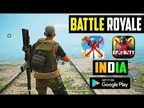 INDIAN Battle Royale Games BETTER Than PUBG & COD Mobile
