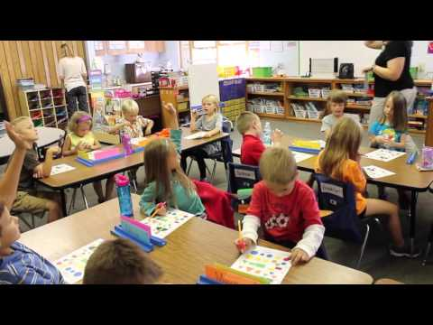 First Immanuel Lutheran School - Kindergarten In The Spotlight