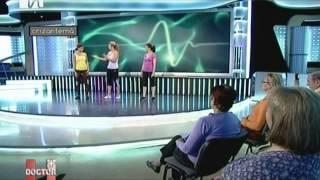 Exercitii pentru zona cervicala- Fiziolife Medica ( spec. Ana Maria Florescu)