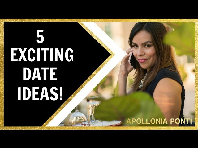 5 Exciting Date Ideas | Try This!