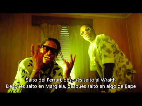 Meek Mill - Jump Out The Face ft. Future (Subtitulado en Español)