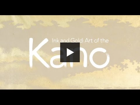 Ink and Gold: Art of the Kano