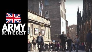 Edinburgh: Sean - Local - Army Jobs